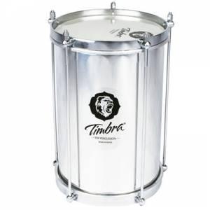 "Repinique / bacurinha 8"" Timbra aluminio"