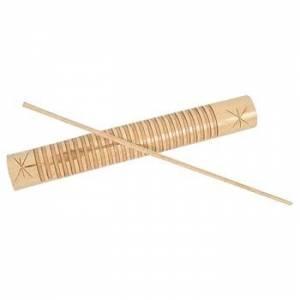 Reco-reco bambú Contemporanea