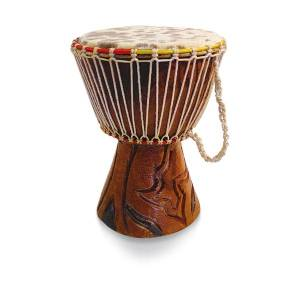 "Djembe tradicional Senegal 7"" Kangaba"