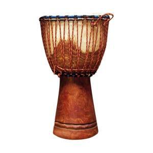"Djembe tradicional Mali 9"" Kangaba"