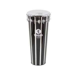 """Timba 14""""x90 aluminio Timbra negra rayada"""